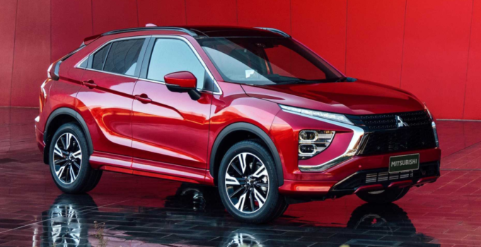 New 2022 Mitsubishi Eclipse Cross, For Sale, Review