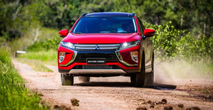 New 2022 Mitsubishi Eclipse Cross LE, Review, Release Date