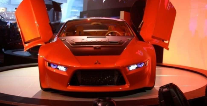 2022 Mitsubishi 300 GT Release Date, Price, Changes