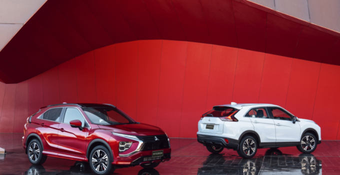 2022 Mitsubishi Eclipse Cross, For Sale, Review