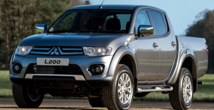 New 2023 Mitsubishi L200 Review, Release Date, Redesign