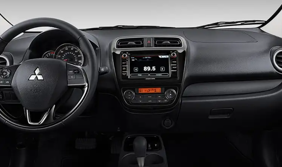 2023 Mitsubishi Mirage Interior