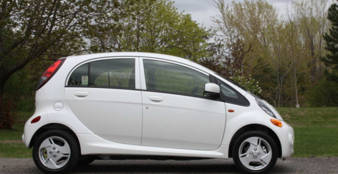 New 2023 Mitsubishi i-MiEV Specs, Changes, Release Date